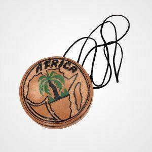 Handbag made of calabash (Africa